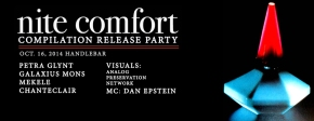 Nite Comfort One Year Anniversary & Compilation Release Party